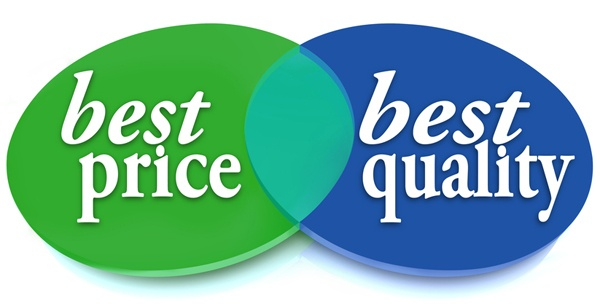 Best Price and Quality Venn Diagram Comparison Ideal Buy